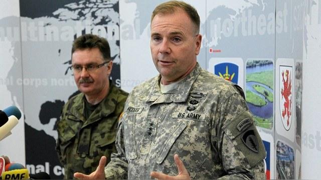 Генерал США: Запад должен упредить «русского агрессора» у его границ