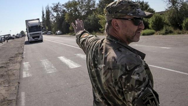 RFI: Блокадой Крыма татары срывают Минские соглашения