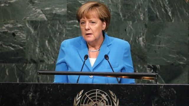 Zeit: Меркель хочет сделать Германию постоянным членом Совбеза ООН