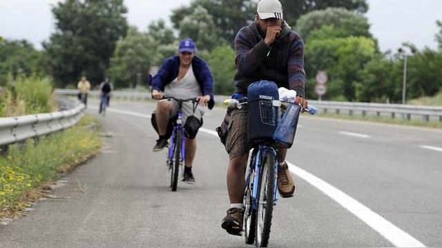 Le Figaro: Россия «отомстила» Норвегии сирийскими велобеженцами