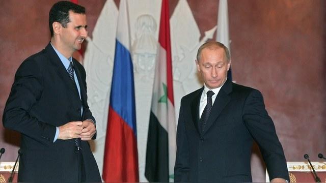 Welt: Путин и Асад воюют в Сирии не против «ИГ», а против демократии
