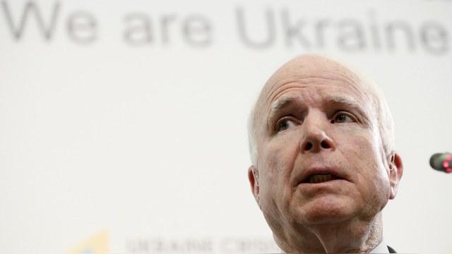 Маккейн: Встречей с Путиным Обама подрывает интересы США