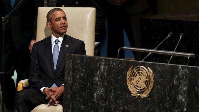 DT: Путин уверен, что войну на Украине спровоцировало НАТО, Обама винит Россию