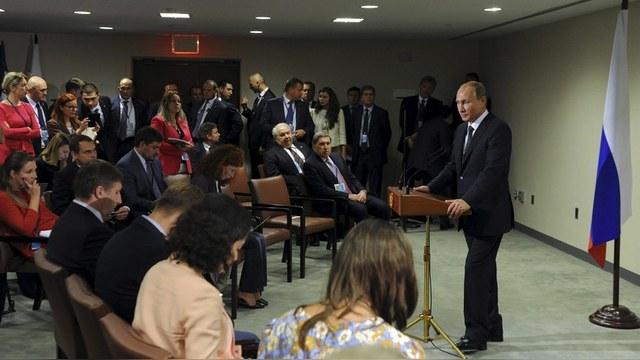 Guardian: Почему Западу стоит прислушаться к Путину