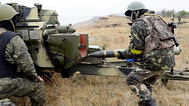 В Минске договорились о двухэтапном отводе вооружений из Донбасса