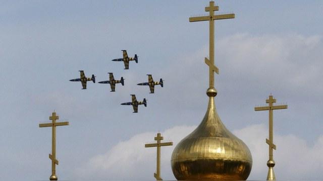 Россия объявила «священную войну» терроризму