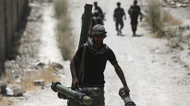 WP: Сирийские повстанцы просят у США оружие против российской авиации
