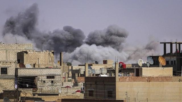 Россия намерена усилить авиаудары в Сирии