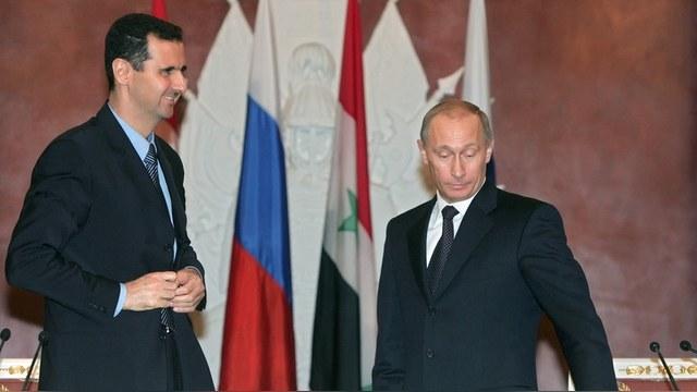 Welt: Ради собственной выгоды в Сирии Путин пожертвует Асадом