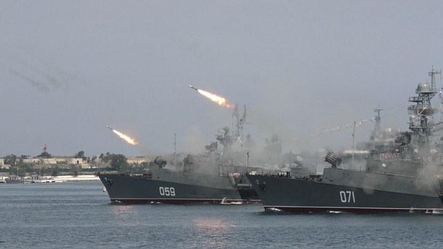 Focus: «Корабли Путина» могут перейти от учений к реальной войне