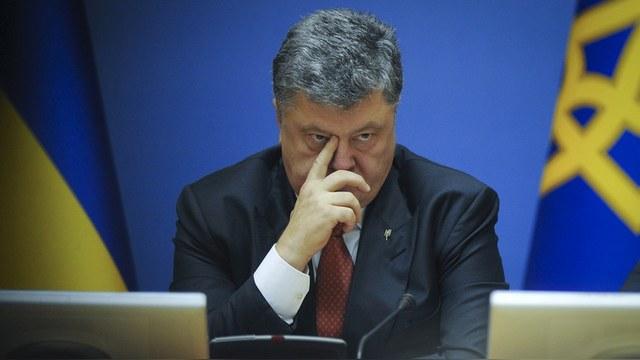 Порошенко рассказал о планах «возвращения Украины в Донбасс»