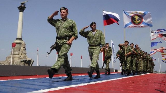 Antiwar.com: Русский солдат для Вашингтона страшнее «Аль-Каиды»