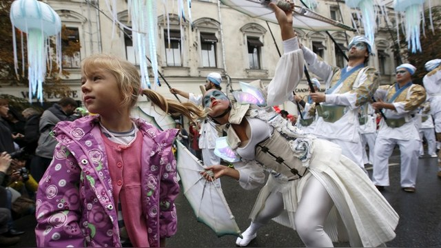 Time: Воспитывая детей, русские делают много странного