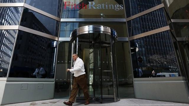 Агентство Fitch понизило рейтинг Украины до «ограниченного дефолта»