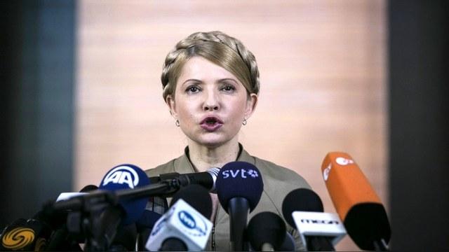 Independent: Тимошенко вернулась и пророчит Украине конец