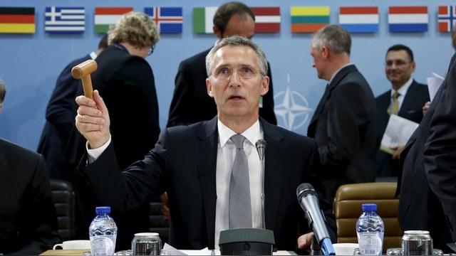 Столтенберг: Политика России в Сирии вызывает опасения и пользы не приносит