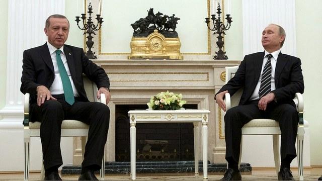 DTN: На упреки Эрдогана Москва отвечает газовыми санкциями