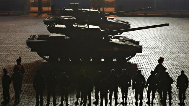 Defense News: В российской армии теперь ценят не дешевую технику, а людей