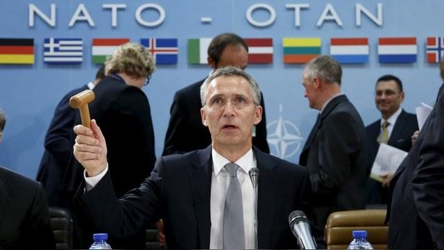 Столтенберг: Действия России только затягивают сирийский конфликт