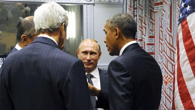 GW: США пытаются отыграться в сирийском «матче» с Россией
