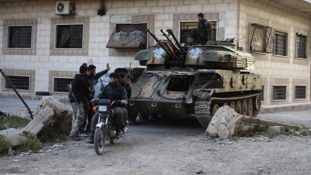 Die Welt: Сирия – «тестовый полигон» для армии Путина