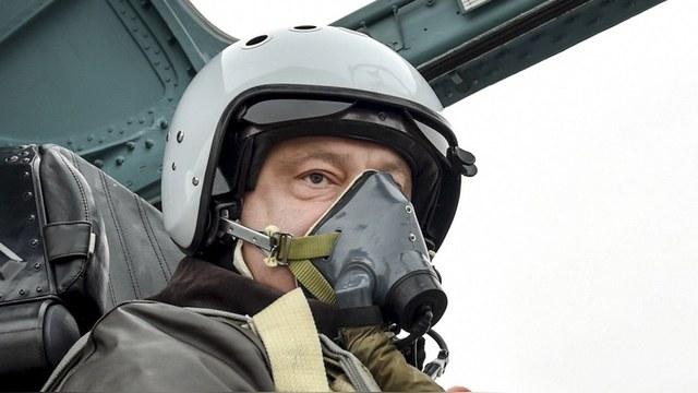 FAZ: Порошенко учится тонкостям пиара у Путина