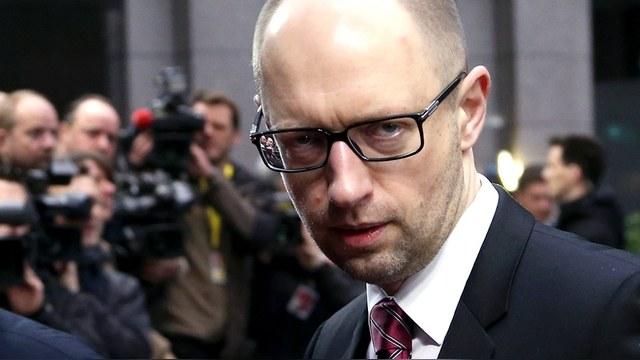 Немцы советуют Яценюку оставить фантазии о списании долга при себе