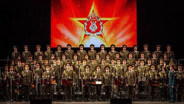 Чехия испугалась «вторжения» российского военного ансамбля