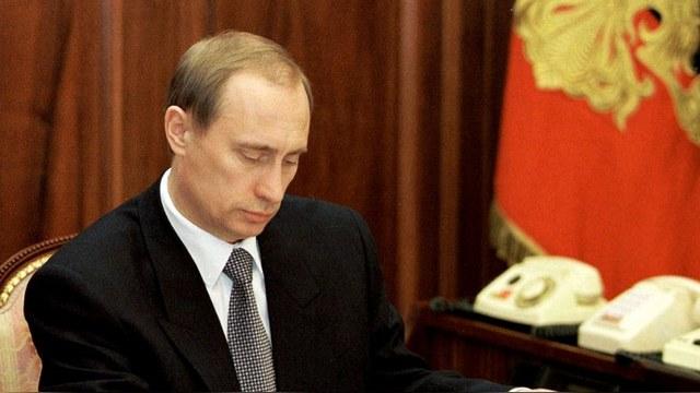 SZ: Немецкий фотограф ощутил себя «крошечным» в офисе Путина