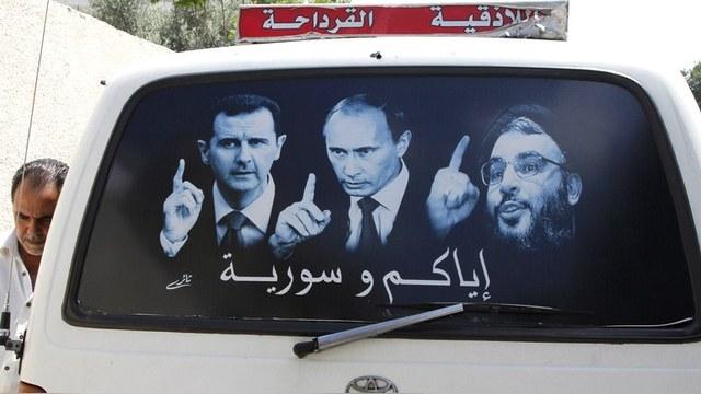 Le Monde: Путин в Сирии повторяет имперский сценарий Екатерины II