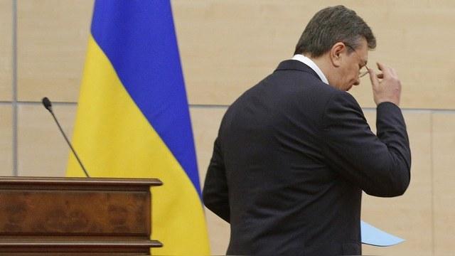Янукович будет судиться с Украиной в Европе