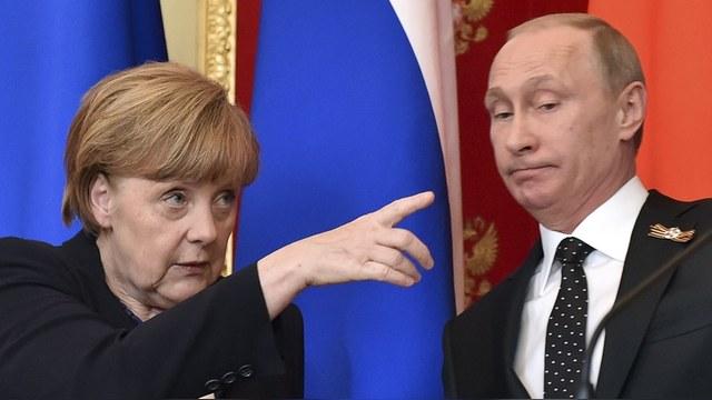 Die Welt: На дружелюбие Путина немцы отвечают критикой