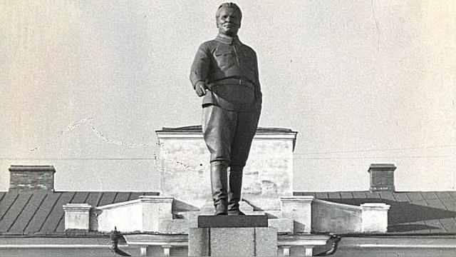 Жители Кировограда решили вернуть городу дореволюционное имя