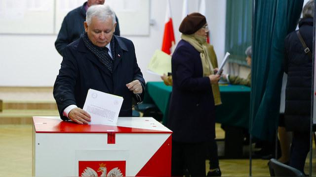 TVN24: Россияне не заметили громкой победы националиста Качиньского