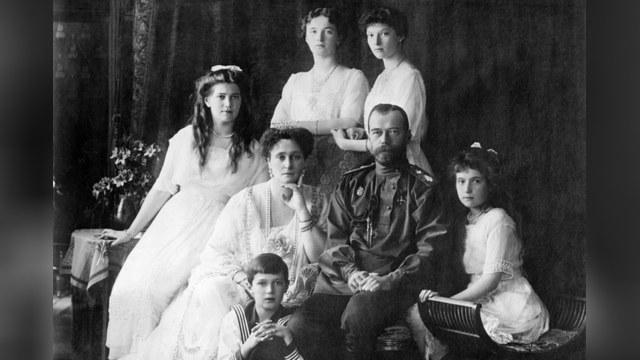 El Periodico: Останки Николая II сверят с ДНК отца