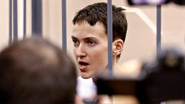 Савченко обвинила погибших журналистов в отсутствии «элементарных знаний»