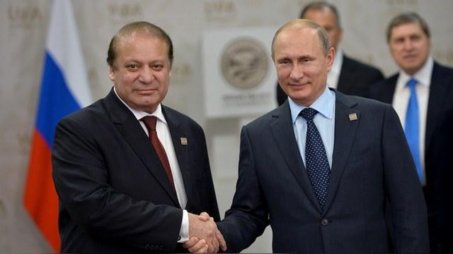 Пакистанская Nation назвала Путина «ледоколом международных отношений»