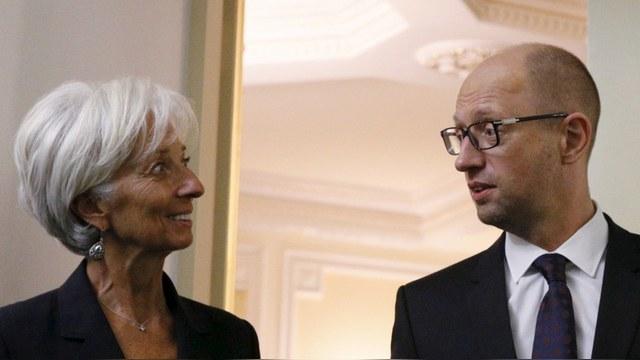 DWN: Нечестная игра в пользу Украины похоронит репутацию МВФ