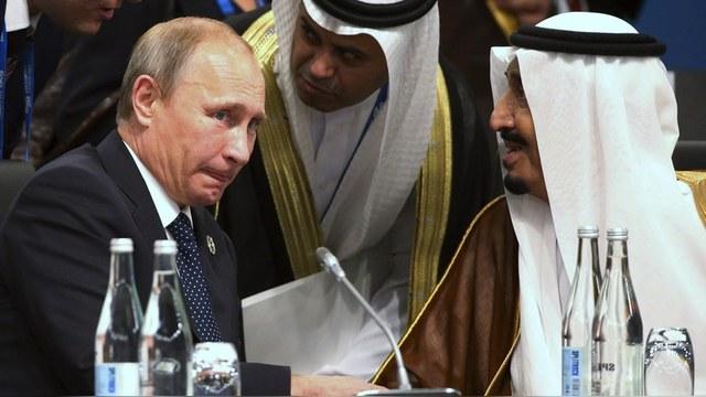 Arutz 7: Саудовский король ищет альянса с Россией