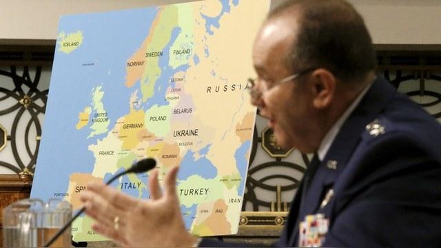 Генерал Бридлав: Стратегия России нам ясна, а вот тактику разобрать не можем