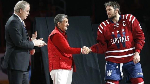 WP: Овечкин в трех шайбах от звания самого результативного россиянина в НХЛ
