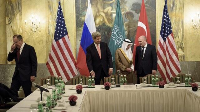 Daily Times: Ударив в Сирии, Россия расположила к себе Восток