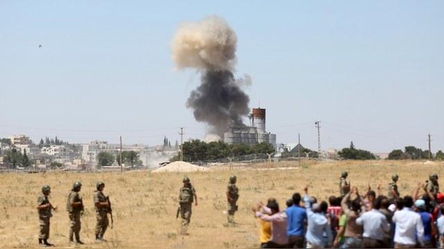 Daily Express: У террористов ИГ нет особых причин обижаться на удары России