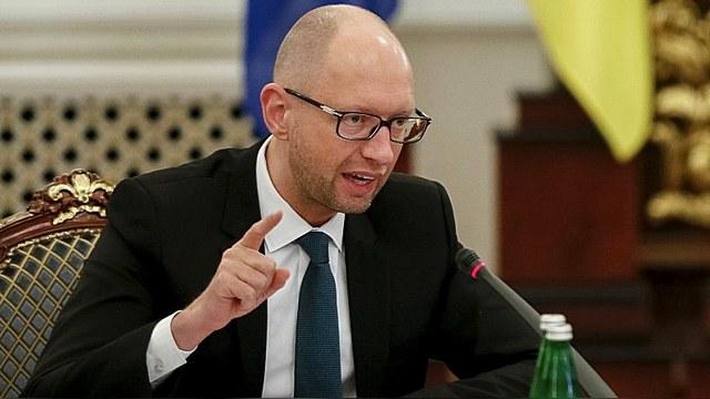 Яценюк сделал России последнее «кредитное» предупреждение