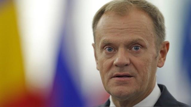 Туск: Россия ответит за срыв «Минска-2» при пересмотре санкций