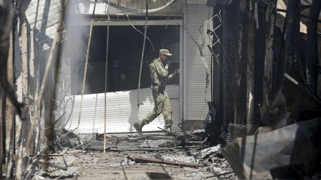 Bild: Напряжение на Украине ослабло, но конфликт еще не закончен