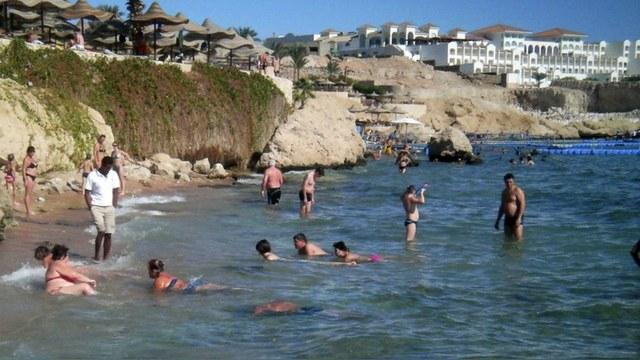 Синайская трагедия не напугала немецких туристов