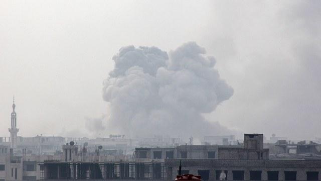 NZZ: Путин и Асад удивили Запад «первой общей победой» над ИГ