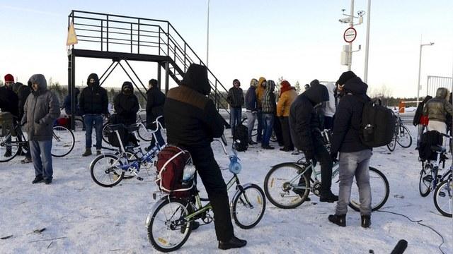Норвежский инспектор: Россия давно предупреждала о «лавине беженцев»