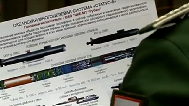 France TV: Кремль «засветил» суперторпеду, чтобы припугнуть Запад